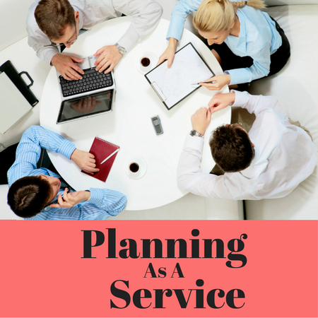 Planning As A Service