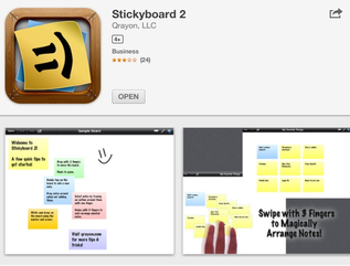 Stickyboard 2