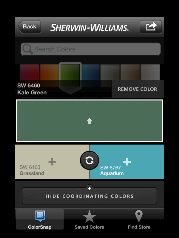 Wiki blog architekwiki for Color coordinated apps