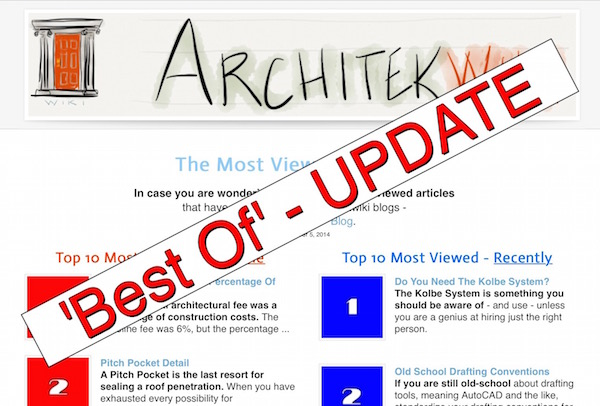 Best Of Architekwiki
