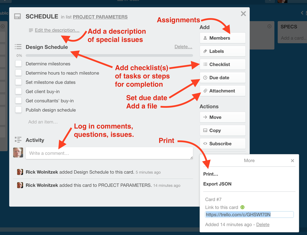 how to add organization git to trello
